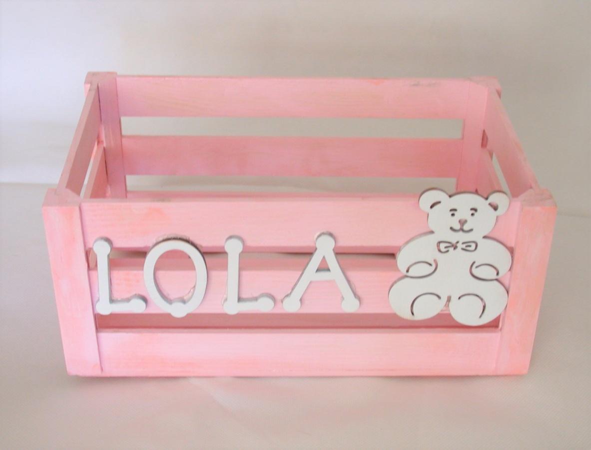 aa09a678671b1 Newborn Baby Girl Handpainted Gift Box