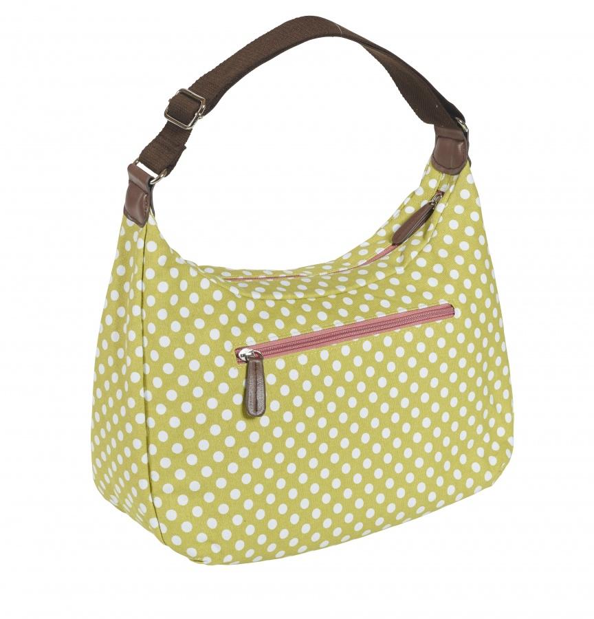 Dotty Shoulder Bag – Green