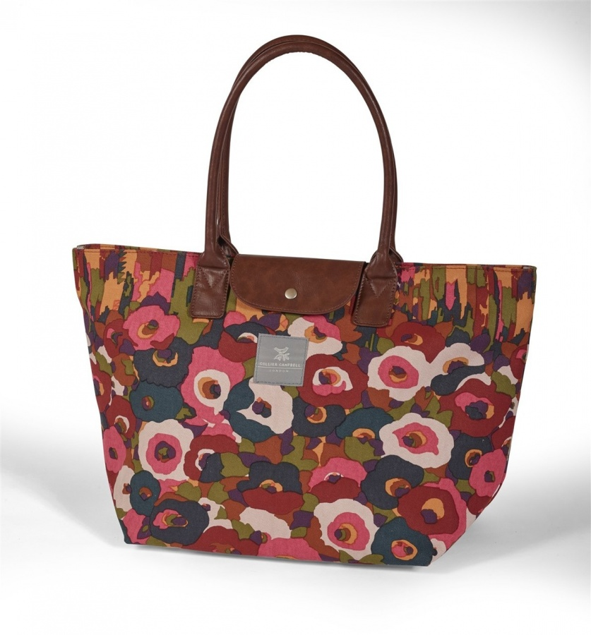 Beautiful Collier Campbell Columbia Road Shoulder Bag. Free Postage And Gift Wrapping