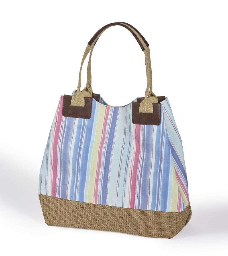 COASTAL SHOULDER BAG – STRIPE