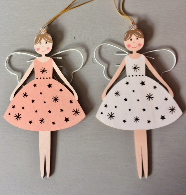Christmas Fairy Hanging Decoration