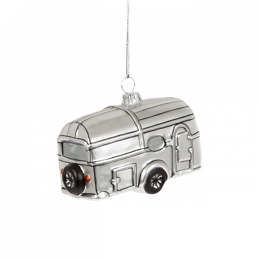 Christmas Trailer Hanging Decoration With Free Postage