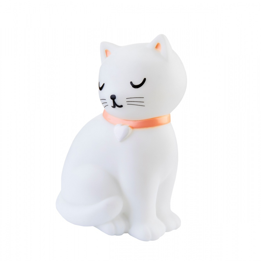 Cute Cat Night Light With Free Postage